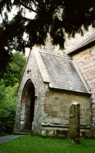 Historische Kirche in Pembrokeshire