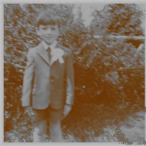Irischer Junge, Krimiscout-Besprechung David Park, Swallowing the Sun