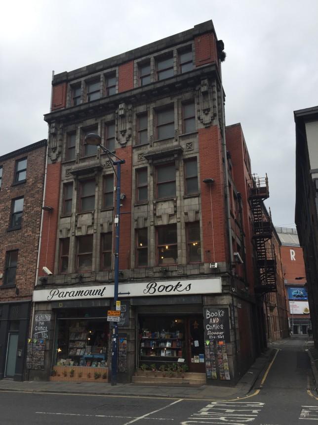 Straße in Manchester, Interview mit Cath Staincliffe