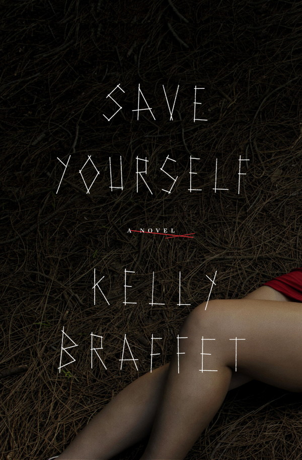 Cover des Titels Save Yourself von Kelly Brafett. Bei Krimiscout in deutschen Leseprobe