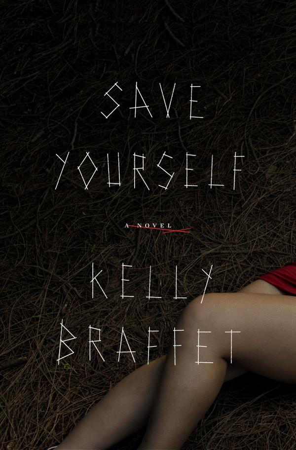 Cover des Titels Save Yourself von Kelly Brafett. Bei Krimiscout in deutschen Leseprobe