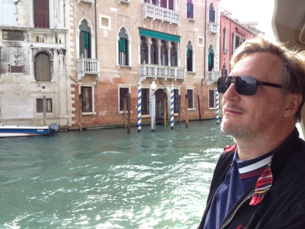 Marcus Müntefering in Venedig