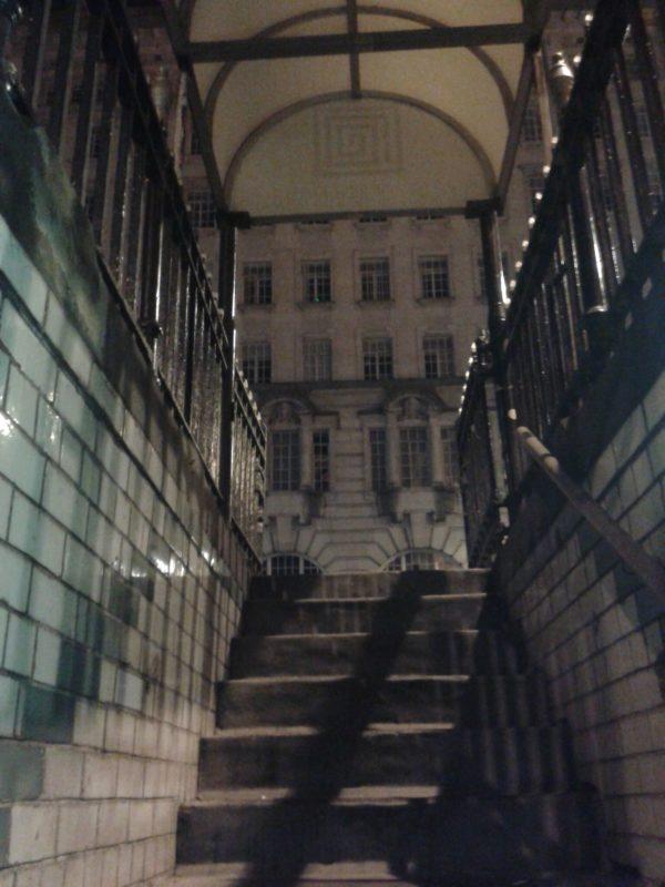 Beitragsbild Krimiscout-Besprechung Sirens von Joseph Knox