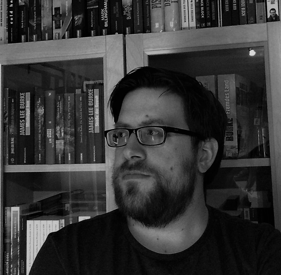 Portraitfoto Stefan Heidsiek, Fahnderprofile