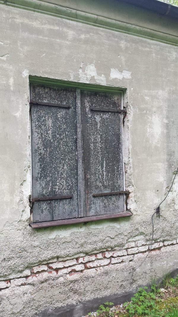 Altes Haus, Krimiscout-Beitragsbild Here and Gone Haylen Beck