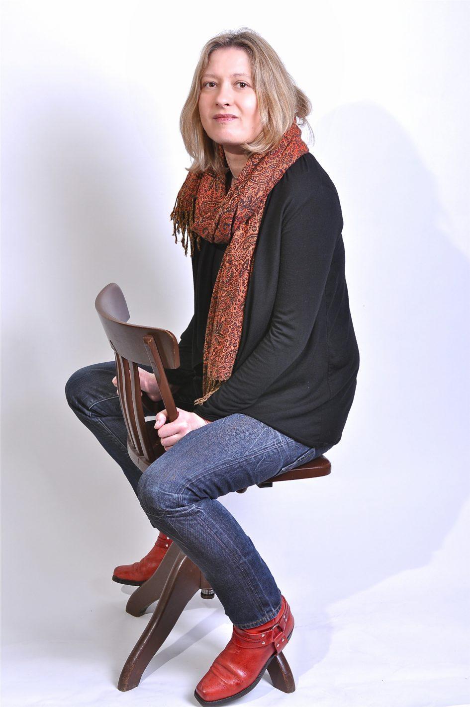 Claudia Denker im Interview mit Krimiscout