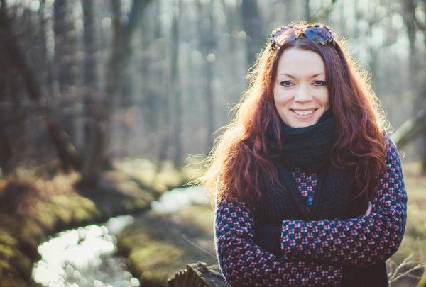 Porträtphoto Für die allseits beliebte Reihe »Fahnderprofile« Zoë Beck