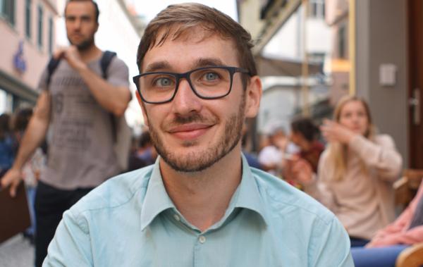 Alexander Roth im Gespräch mit Krimiscout