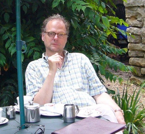 Joachim Feldmann im Interview mit Krimiscout