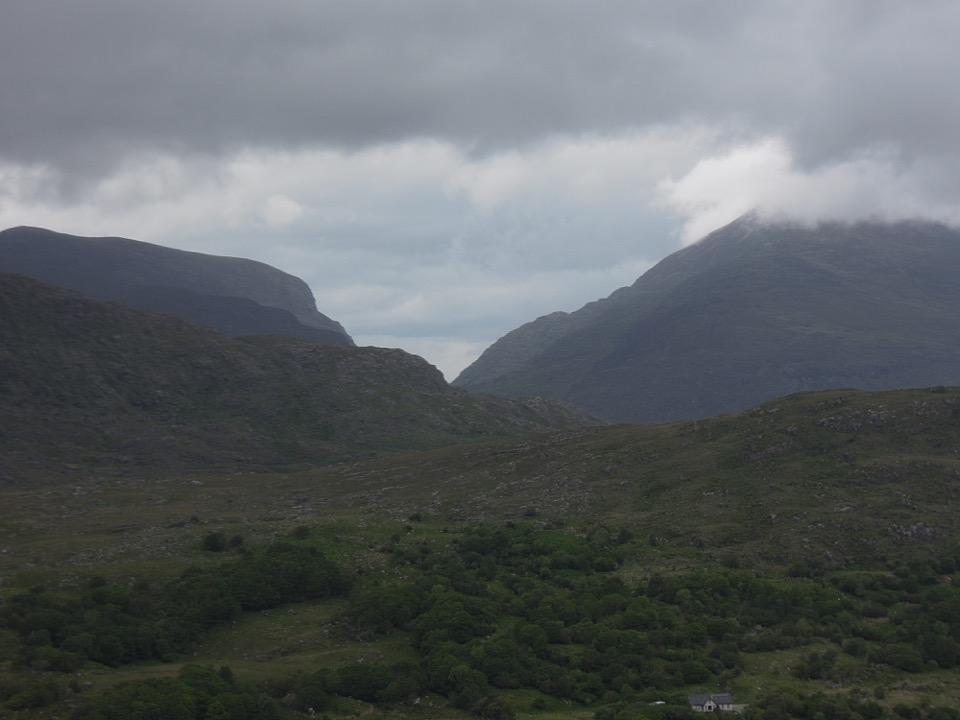 Landschaftsbild mit Fjord, Bild 1 der Krimiscout-Besprechung des Podcasts Death in Ice Valley